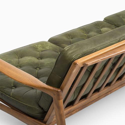 may nệm lót ghế sofa gỗ băng dài