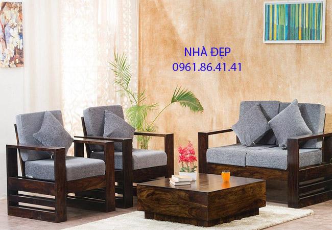 May Nệm Ghế Sofa Gỗ quận 2