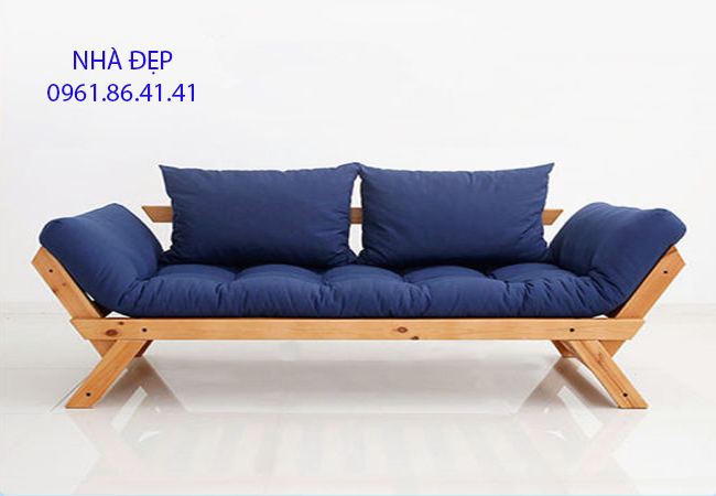 May Nệm Sofa Gỗ
