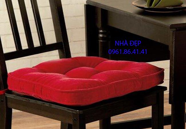 Nệm Ghế Sofa Gỗ