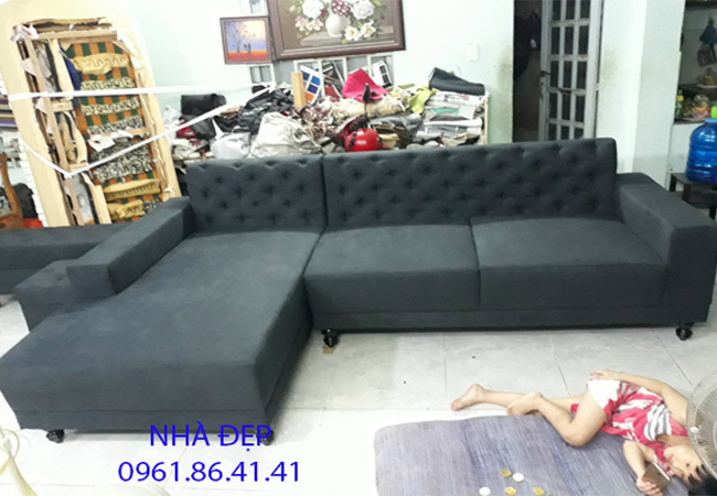 Bọc lại ghế sofa chilai quận 4