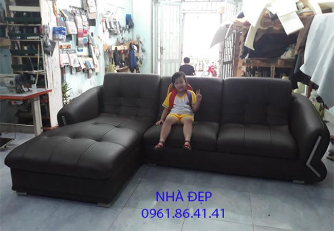 Bọc lại ghế sofa rossano quận 3