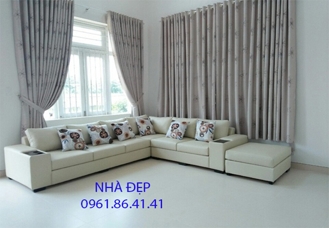 Bọc ghế sofa vải rossano quận 5