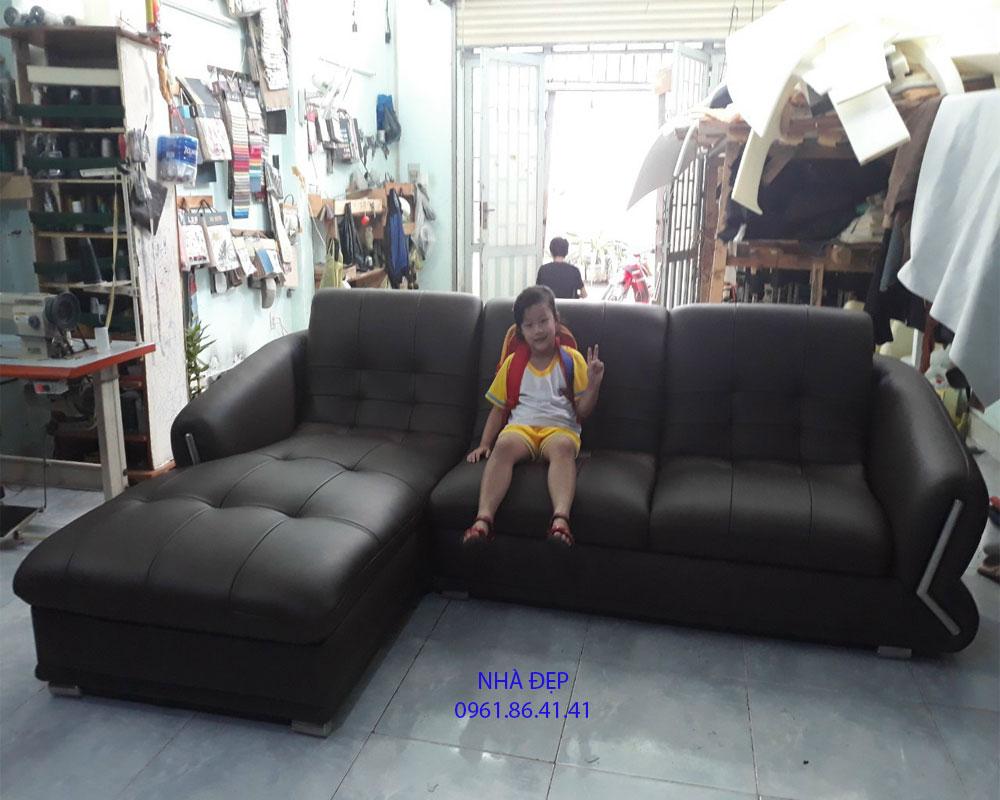 Bọc ghế sofa rossano quận phú nhuận