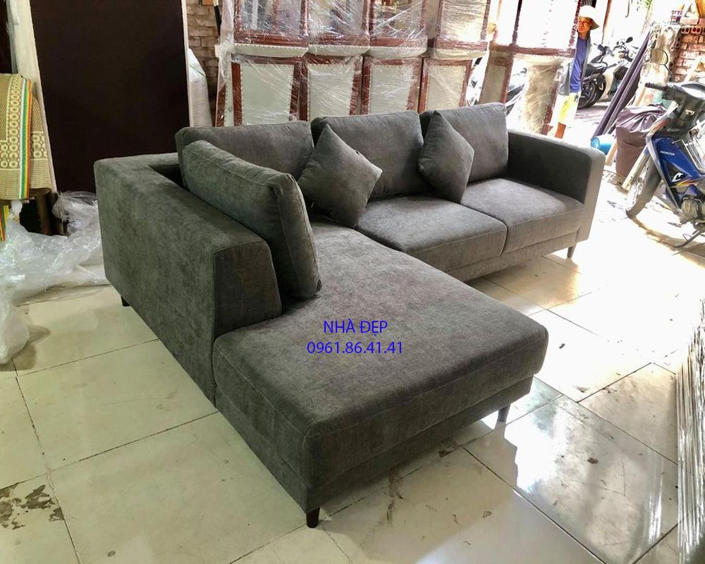 Bọc lại ghế sofa vải rossano quận phú nhuận