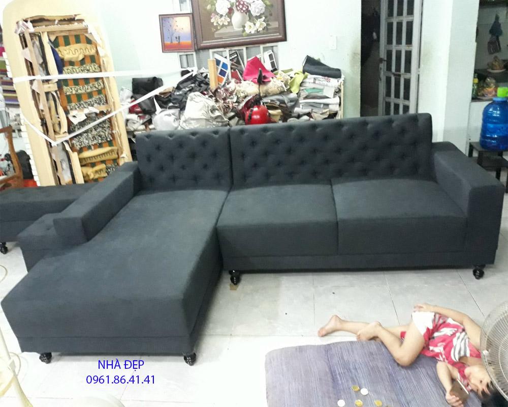 bọc ghế sofa vải chilai quận phú nhuận
